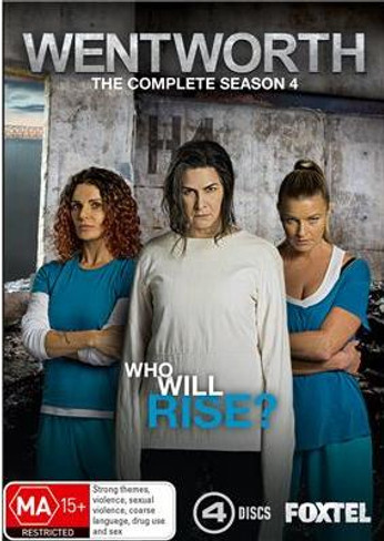 Wentworth : The Complete Season Four DVD