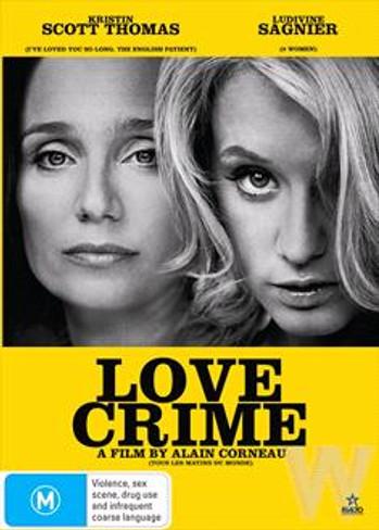Love Crime DVD