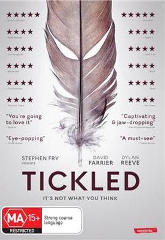 Tickled DVD