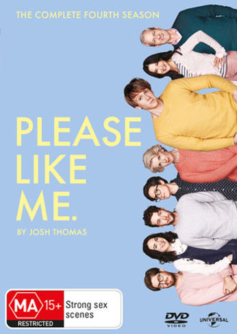 Please Like Me (Season Four) DVD