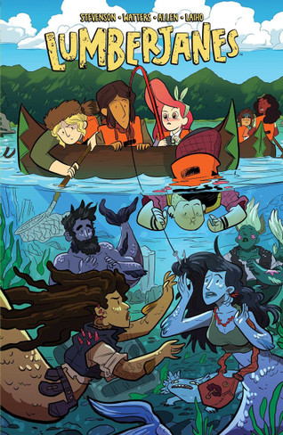 Lumberjanes Vol. 5 : Band Together