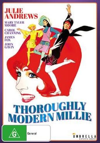 Thoroughly Modern Millie DVD