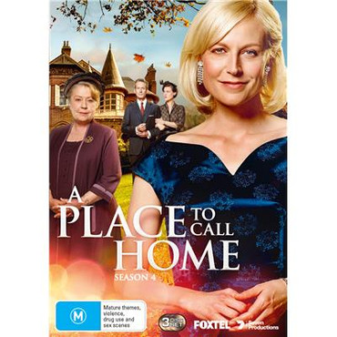 A Place To Call Home : Season 4 DVD