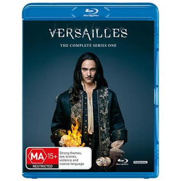 Versailles Series One Blu-Ray