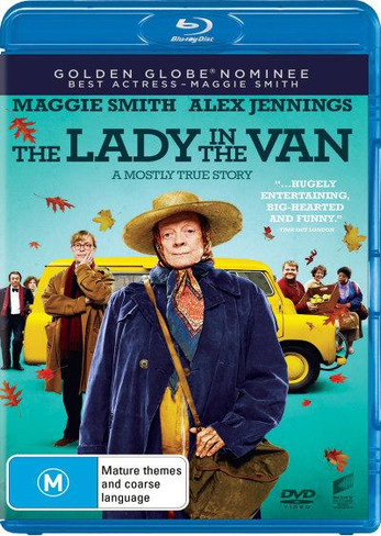 The Lady In The Van Blu-ray