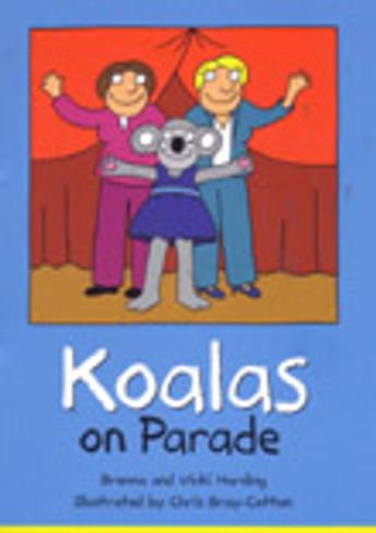 Koalas on Parade