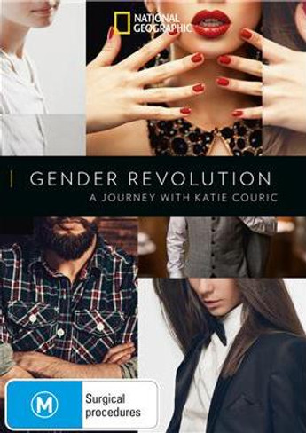Gender Revolution: A Journey With Katie Couric DVD