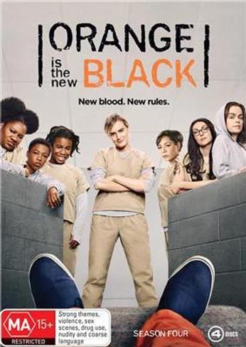 Orange is the New Black (Season Four) DVD
