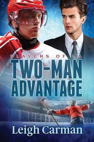 Two Man Advantage ( A Players of LA book)