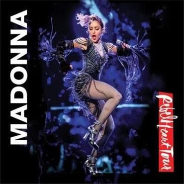 Madonna : Rebel Heart Tour DVD/CD Pack