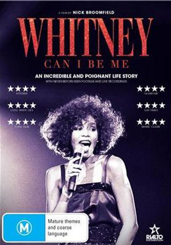 Whitney : Can I Be Me DVD