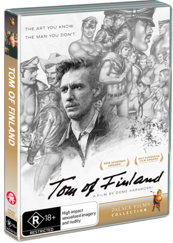 Tom Of Finland DVD