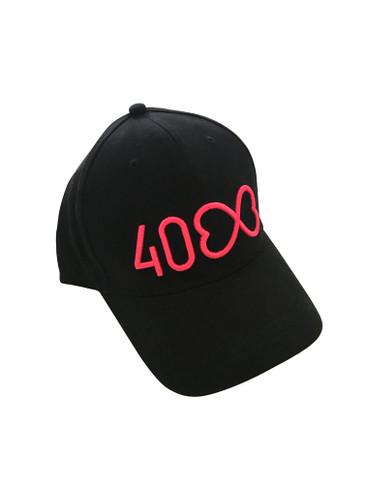 Mardi Gras 40th Anniversary Cap (Black)
