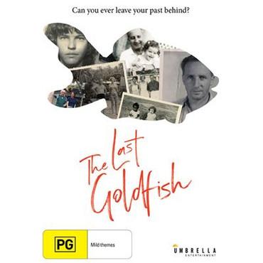 The Last Goldfish DVD