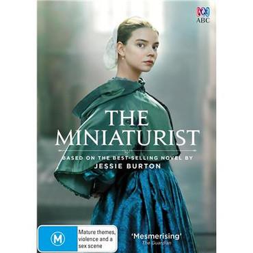 The Miniaturist DVD