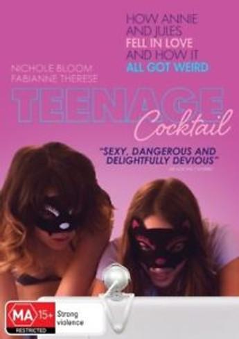 Teenage Cocktail DVD