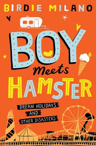 Boy Meets Hamster (Book 1)