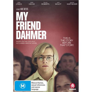My Friend Dahmer DVD