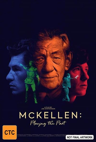 Ian McKellen : Playing The Part DVD