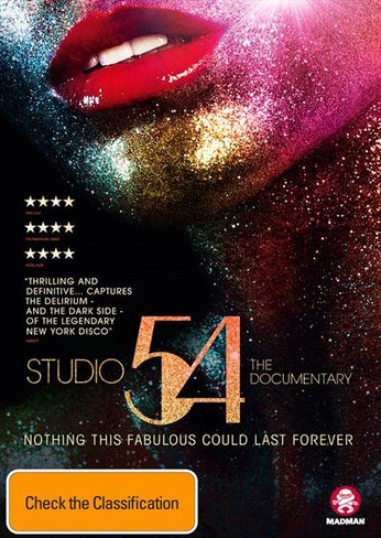 Studio 54 : The Documentary DVD