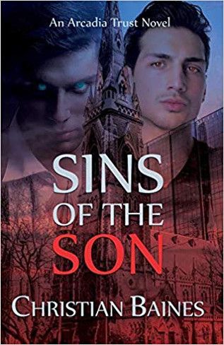 Sins of the Son (Arcadia Trust #3) - signed by the author