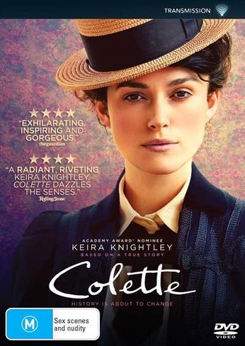 Colette DVD