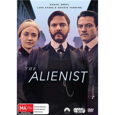 The Alienist Season One DVD