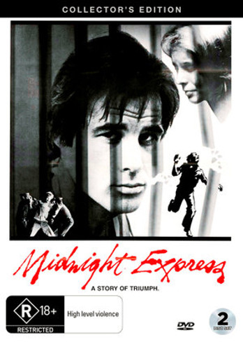 Midnight Express DVD ( Collector's Edition )