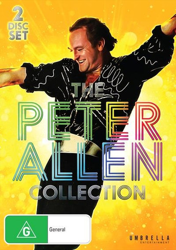 The Peter Allen Collection DVD
