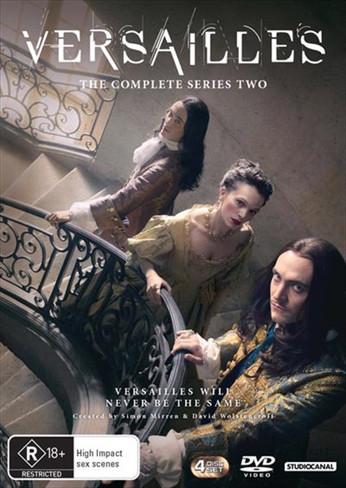 Versailles Season Two DVD