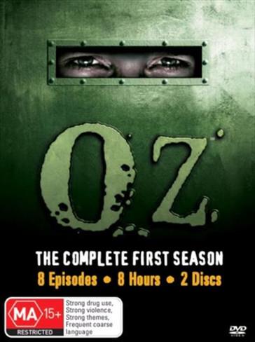 Oz Season One DVD