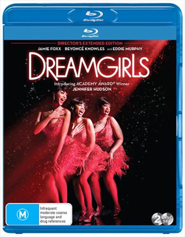Dreamgirls (10th Anniversary Edition) Blu-Ray