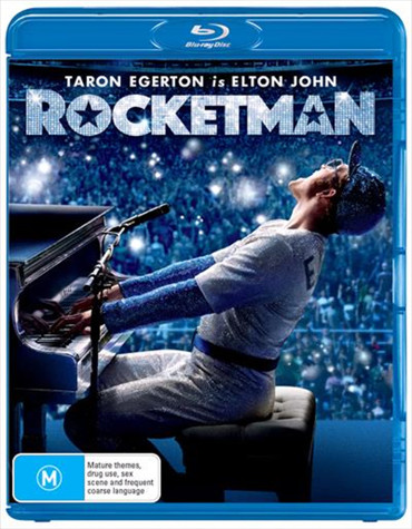 Rocketman Blu-Ray
