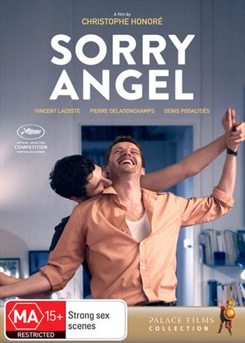 Sorry Angel DVD