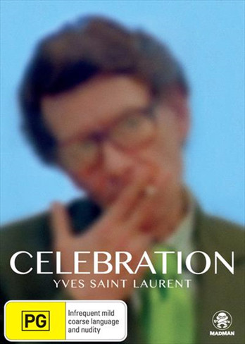 Celebration - Yves Saint Laurent DVD