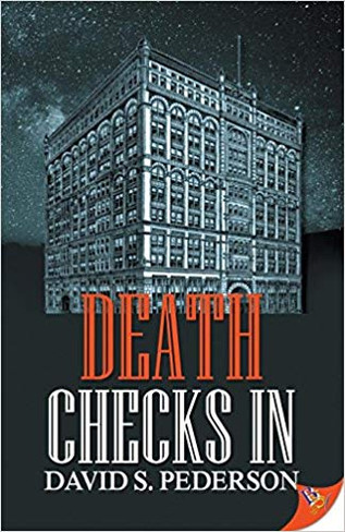 Death Checks In (Heath Barrington Mystery - Book #3)