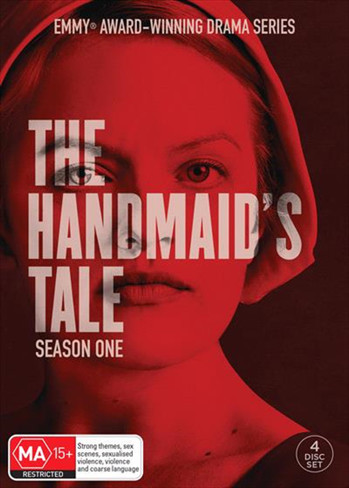 The Handmaid's Tale Season One DVD