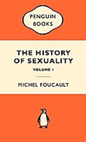 The History of Sexuality Volume One (Popular Penguins)