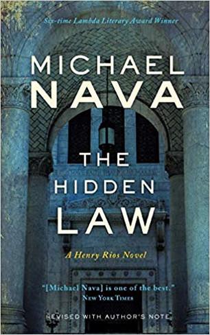 The Hidden Law ( A Henry Rios Mystery #4 )