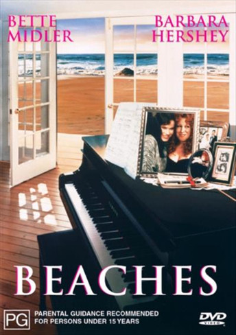 Beaches DVD