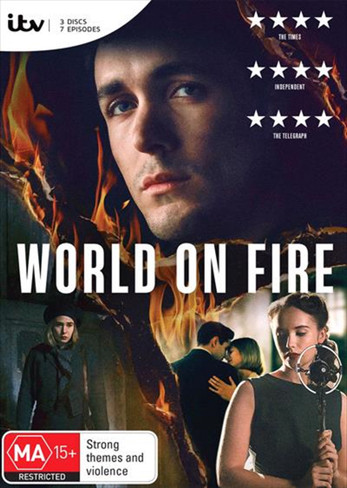 World on Fire DVD