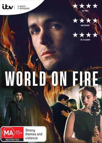 World on Fire DVD