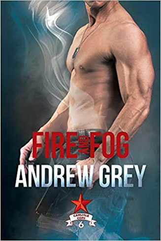 Fire and Fog (Carlisle Cops Book #6) - small paperback edition