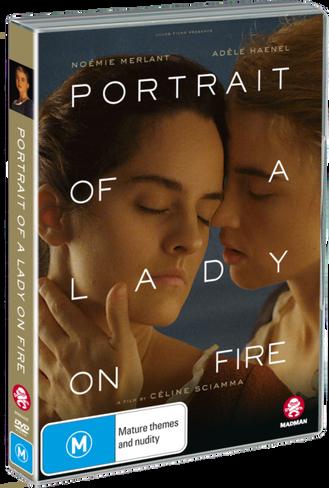 Portrait Of A Lady On Fire DVD