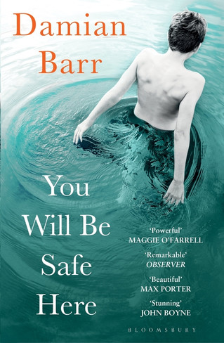 You Will Be Safe Here (paperback)
