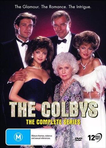 The Colbys Complete Series Boxed Set DVD