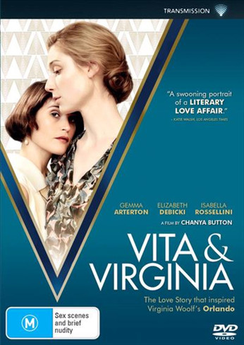 Vita and Virginia DVD