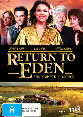 Return To Eden:  Complete Collection DVD