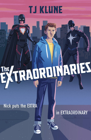 The Extraordinaries (Book One)