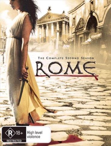 Rome Season Two DVD